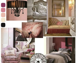 baroque, boudoir, and chaise image