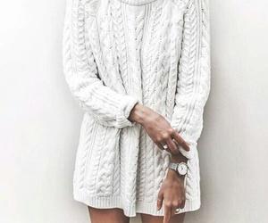 fashion, style, and white image