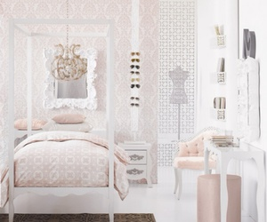 Blanc, Chambre, and boudoir image