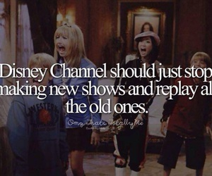 disney, disney channel, and shows image