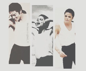 edit, michael jackson, and edits image
