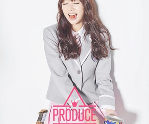 cho shiyoon and produce 101 image