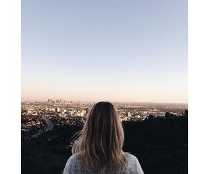 california, city of angels, and Dream image
