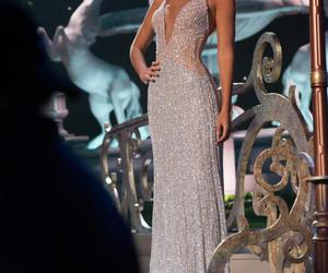 miss universe, colombia, and dress image