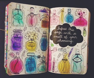 wreck this journal and smell of your choosing image