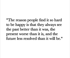 quotes, happy, and past image