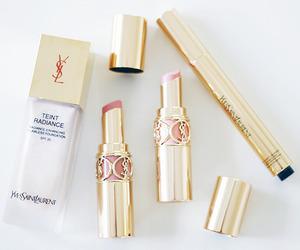 YSL, lipstick, and makeup image