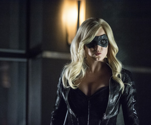 arrow, caity lotz, and serie image
