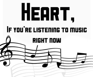 black and white, fall out boy, and heart image