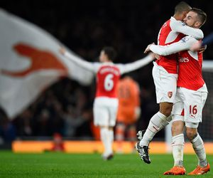 aaron ramsey, Arsenal, and afc image
