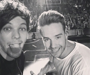 liam payne and louis thomilson image