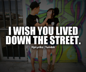wish, quote, and street image