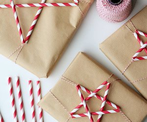 christmas, gift wrap, and christmas gifts image
