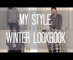 combat boots, flannel, and lookbook image