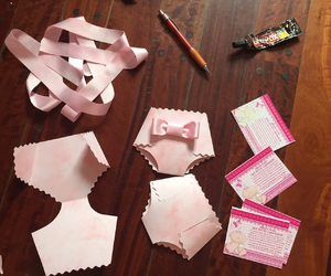 ideas, pink, and sweet image