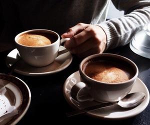 coffee, dark, and indie image