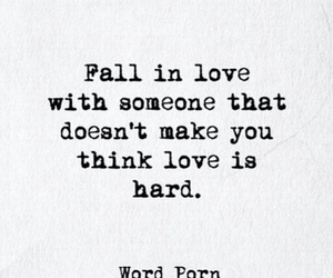 quote, love, and fall image