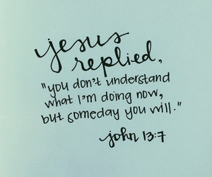 jesus, quote, and bible image