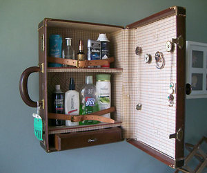 diy, suitcase, and idea image