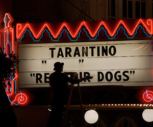 cinema, quentin tarantino, and reservoir dogs image