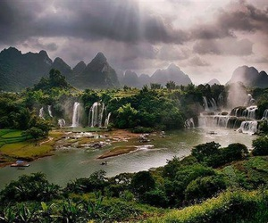 nature, china, and landscape image