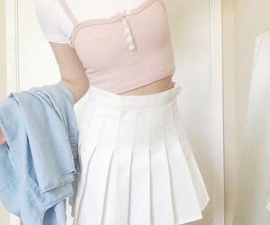fashion, pink, and nifertari_white image