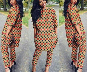fashion and african clothes image