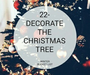 christmas, decorate, and decoration image