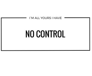 Lyrics, quote, and no control image