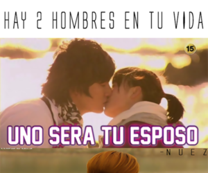 amor, boys before flowers, and frase image