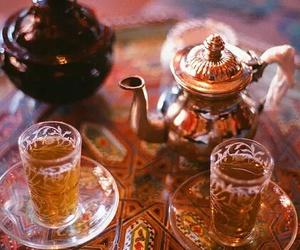 tea and morocco image