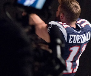 patriots and julian edelman image