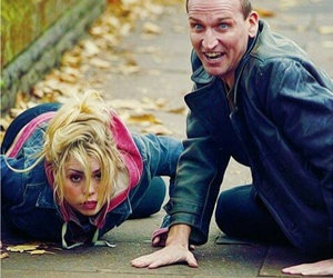 doctor who, dr who, and rose tyler image