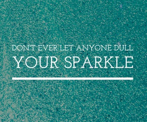 quotes, sparkle, and glitter image