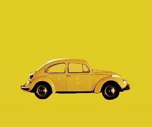 car, pastel, and minimal image