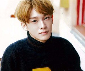 Chen, exo, and k-pop image