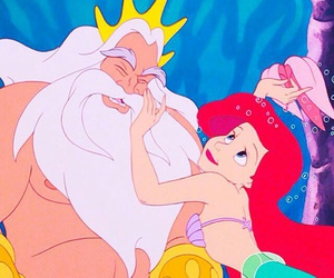 ariel and the little mermaid image