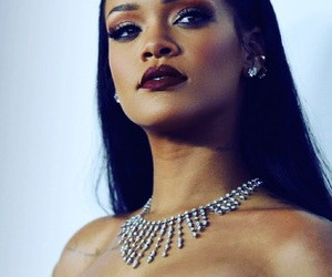 fashion, beauty, and Rhianna image