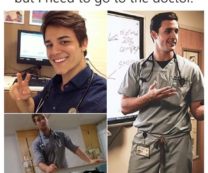 doctor, funny, and OMG image