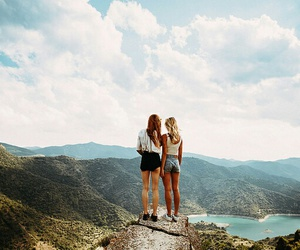 travel and friends image