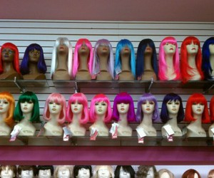 wig and wigs image