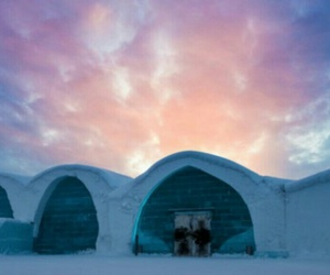 jukkasjarvi, the place to be, and icehotel image