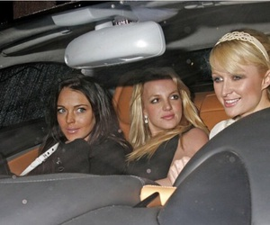 2000, britney, and lindsey image
