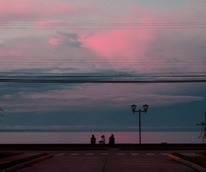 cloud, fairy, and pink image