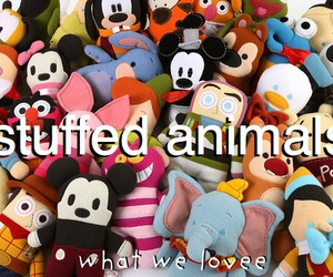 stuffed animals, cute, and love image