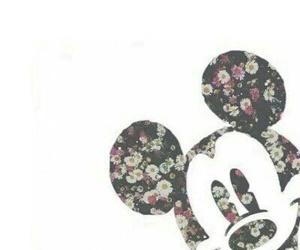 wallpaper, disney, and mickey image