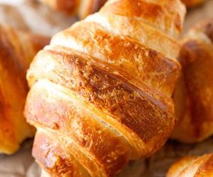 croissant, dessert, and fashion image