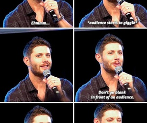 supernatural and jensenackles image