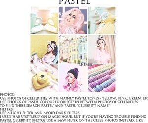 ideas, pastel, and theme image