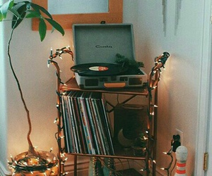 music, hipster, and vintage image